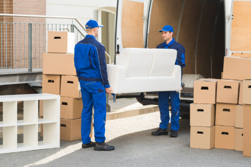 Dry Goods Logistics: Tips When Transporting Furniture